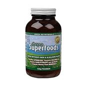 Green nutritional superfood